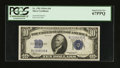 Small Size:Silver Certificates, Fr. 1702 $10 1934A Silver Certificate. PCGS Superb Gem New 67PPQ.. ...
