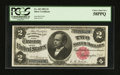 Large Size:Silver Certificates, Fr. 245 $2 1891 Silver Certificate PCGS Choice About New 58PPQ.. ...
