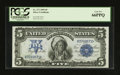 Large Size:Silver Certificates, Fr. 272 $5 1899 Silver Certificate PCGS Gem New 66PPQ.. ...