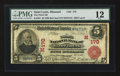 National Bank Notes:Missouri, Saint Louis, MO - $5 1902 Red Seal Fr. 587 The Third NB Ch. #(M)170. ...