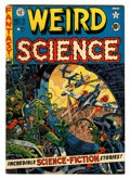 Golden Age (1938-1955):Science Fiction, Weird Science #9 (EC, 1951) Condition: FN+....
