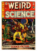 Golden Age (1938-1955):Science Fiction, Weird Science #10 (EC, 1951) Condition: FN/VF....