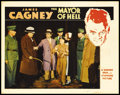 "Movie Posters:Crime, The Mayor of Hell (Warner Brothers, 1933). Lobby Card (11"" X 14"").Crime.. ..."