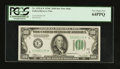 Small Size:Federal Reserve Notes, Fr. 2155-E* $100 1934C Mule Federal Reserve Note. PCGS Very Choice New 64PPQ.. ...