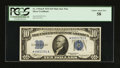Small Size:Silver Certificates, Fr. 1701* $10 1934 Silver Certificate. PCGS Choice About New 58.. ...