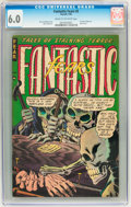 Golden Age (1938-1955):Horror, Fantastic Fears #5 (Farrell, 1954) CGC FN 6.0 Cream to off-whitepages....