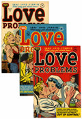 Golden Age (1938-1955):Romance, True Love Problems and Advice Illustrated #1 and 3-52 File CopiesGroup (Harvey, 1949-57) Condition: Average VF.... (Total: 51 ComicBooks)
