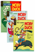 Bronze Age (1970-1979):Cartoon Character, Moby Duck File Copies Group (Gold Key/Whitman, 1967-78) Condition:Average VF+.... (Total: 29 Comic Books)