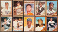 Baseball Cards:Sets, 1962 Topps Baseball Near Set (568/598). ...