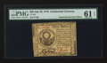 Colonial Notes:Continental Congress Issues, Continental Currency July 22, 1776 $30 PMG Uncirculated 61 EPQ.....