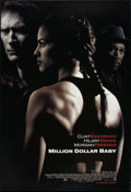 "Movie Posters:Sports, Million Dollar Baby (Warner Brothers, 2004). One Sheet (27"" X 41"") DS Advance. Sports.. ..."