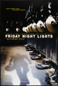 """Movie Posters:Sports, Friday Night Lights (Universal, 2004). One Sheets (2) (27"""" X 40"""") DS Advance and Regular. Sports.. ... (Total: 2 Items)"""