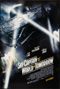 "Movie Posters:Science Fiction, Sky Captain and the World of Tomorrow (Paramount, 2004). One Sheet (27"" X 40"") DS Advance. Science Fiction.. ..."