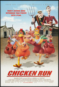 "Movie Posters:Animated, Chicken Run (DreamWorks, 2000). One Sheets (2) (27"" X 40"") DS Advance and Regular. Animated.. ... (Total: 2 Items)"