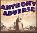 Movie Posters:Adventure, Anthony Adverse (Warner Brothers, 1936). Herald. Adventure.. ...