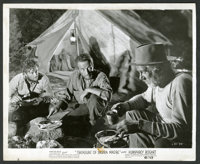 """The Treasure of the Sierra Madre (Warner Brothers, 1948). Photos (3) (8"""" X 10""""). Drama. ... (Total: 3 Items)"""