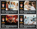 "Movie Posters:Rock and Roll, Sgt. Pepper's Lonely Hearts Club Band Lot (Universal, 1978). LobbyCard Sets of 4 (3) (11"" X 14""). Rock and Roll.. ... (Total: 12Items)"