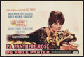 """Movie Posters:Comedy, The Pink Panther Lot (United Artists, 1964). Belgian (14"""" X 21""""), One Sheets (2) (27"""" X 41""""), and Lobby Card Set of 4 (11"""" X... (Total: 7 Items)"""