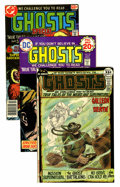 Bronze Age (1970-1979):Horror, Ghosts Group (DC, 1971-77).... (Total: 12 Comic Books)