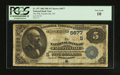 National Bank Notes:North Carolina, Fayetteville, NC - $5 1882 Date Back Fr. 537 The NB of Fayetteville Ch. # (S)5677. ...