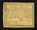 Colonial Notes:Rhode Island, Rhode Island July 2, 1780 $20 Fine-Very Fine.. ...