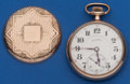 Timepieces:Pocket (post 1900), Illinois 19 Jewel, 16 Size Pocket Watch. ...