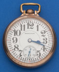 Timepieces:Pocket (post 1900), Hamilton 21 Jewel Grade 992. ...