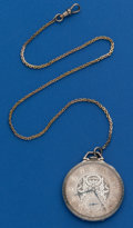Timepieces:Pocket (post 1900), Illinois 12 size, 17 Jewel Marquis Autocrat. ...