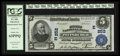 National Bank Notes:Pennsylvania, Pittsburgh, PA - $5 1902 Plain Back Fr. 606 The First NB Ch. #(E)252. ...
