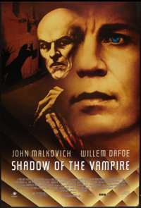 """Shadow of the Vampire (Lions Gate, 2000). One Sheet (27"""" X 40"""") SS. Horror"""
