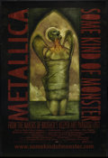 "Movie Posters:Rock and Roll, Metallica: Some Kind of Monster (IFC Films, 2003). One Sheet (27"" X40""). Rock and Roll.. ..."