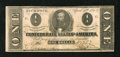 Confederate Notes:1863 Issues, T62 $1 1863. This $1 possesses original surfaces. ExtremelyFine....