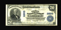 National Bank Notes:Pennsylvania, Reading, PA - $20 1902 Plain Back Fr. 650 The Penn NB Ch. # 2899....