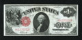 Fr. 37 $1 1917 Legal Tender Choice New. This is an attractive note that shows serial number embossing