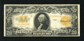 Large Size:Gold Certificates, Fr. 1187 $20 1922 Mule Gold Certificate Fine-Very Fine. Back plate number 115 is found in the Mule position. Wholesome edges...