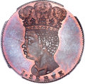 Barbados: , Barbados: British Commonwealth Halfpenny 1792,...