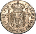 Colombia: , Colombia: Ferdinand VII 8 Reales 1811-JF Popayan,...