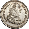 Colombia: , Colombia: Carolus IV proclamation 4 Reales 1790,...