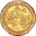 Belgium: , Belgium: Flanders. Louis de Male gold Franc a Cheval ND(1346-84),...