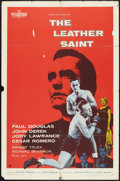 "Movie Posters:Sports, The Leather Saint (Paramount, 1956). One Sheet (27"" X 41""). Sports.. ..."