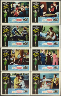 "Breakfast At Tiffany's (Paramount, R-1965). Lobby Card Set of 8 (11"" X 14""). Romance. ... (Total: 8 Items)"