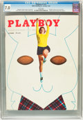 Magazines:Miscellaneous, Playboy #11 (HMH Publishing, 1954) CGC FN/VF 7.0 White pages....