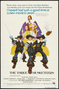 """Movie Posters:Swashbuckler, The Three Musketeers Lot (20th Century Fox, 1974). One Sheets (3) (27"""" X 41""""). Swashbuckler.. ... (Total: 3 Items)"""