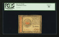 Colonial Notes:Continental Congress Issues, Continental Currency January 14, 1779 $45 PCGS About New 53.. ...