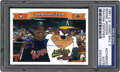 """Baseball Cards:Autographs, 1991 National Convention Reggie Jackson Signed Card PSA/DNA """"Authentic.""""..."""
