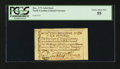 Colonial Notes:North Carolina, North Carolina December, 1771 2s 6d Duck PCGS Choice About New 55.....