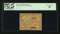 Colonial Notes:North Carolina, North Carolina August 8, 1778 $10 PCGS Extremely Fine 40.. ...