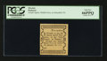Colonial Notes:Pennsylvania, Pennsylvania January 18, 1777 5d Ogden Note PCGS Gem New 66PPQ.....