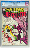 Silver Age (1956-1969):Science Fiction, Tales of the Unexpected #79 (DC, 1963) CGC VF+ 8.5 Off-whitepages....