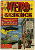 Golden Age (1938-1955):Science Fiction, Weird Science #13 (#2) (EC, 1952) Condition: VG....